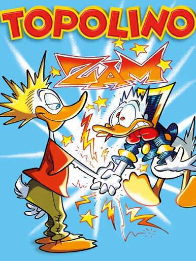 Cover Topolino 2901