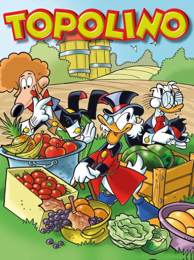 Cover Topolino 2913