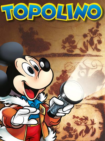 Cover Topolino 2922