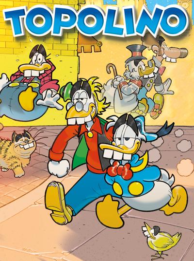 Cover Topolino 2932