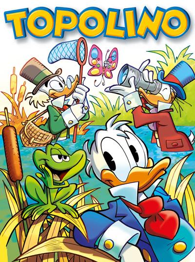 Cover Topolino 2965