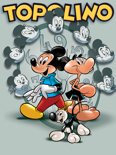 Cover Topolino 2998