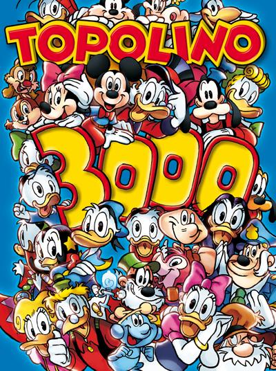 Cover Topolino 3000