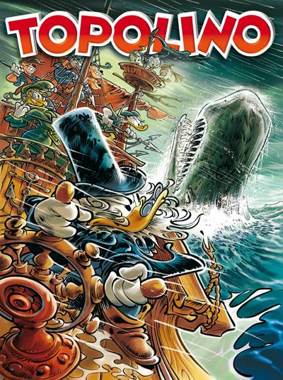 Cover Topolino 3003