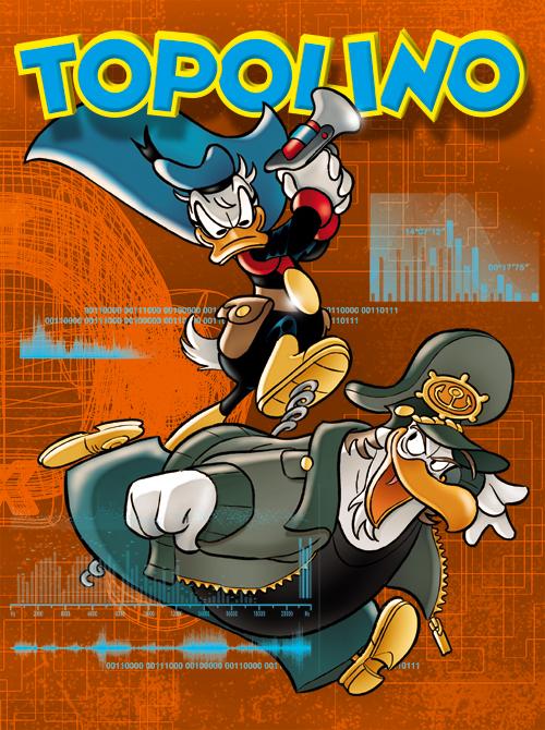 Cover Topolino 3007