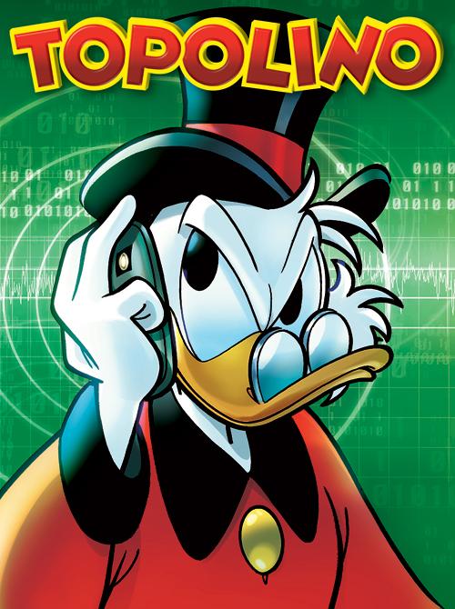 Cover Topolino 3016