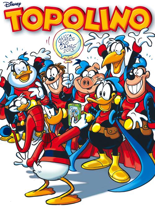 Cover Topolino 3023