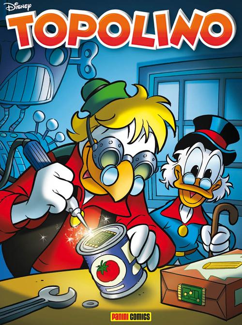 Cover Topolino 3027
