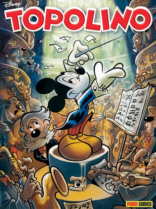 Cover Topolino 3028