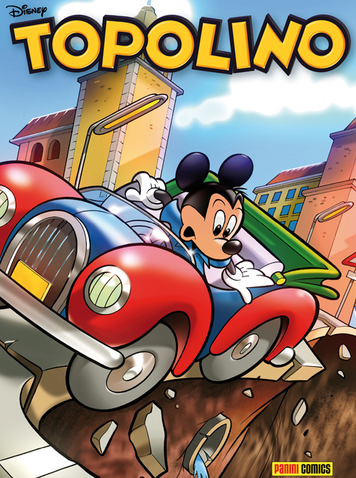 Cover Topolino 3036