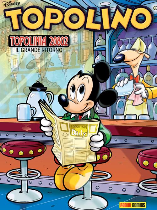 Cover Topolino 3040