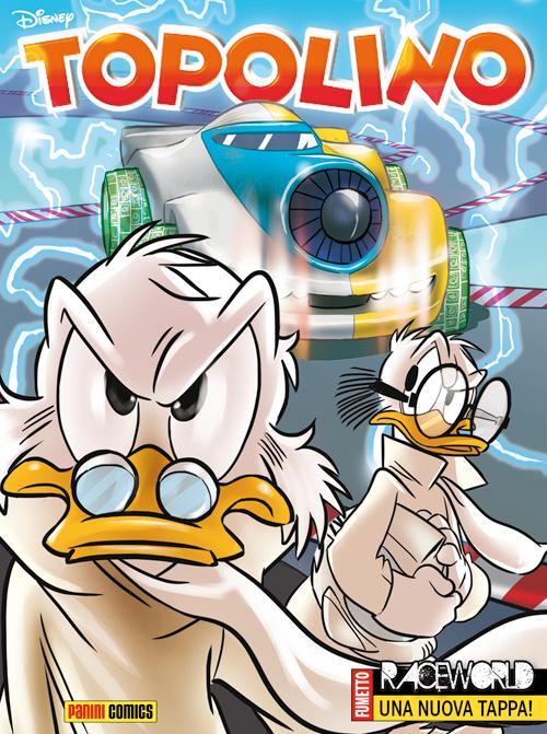 Cover Topolino 3043