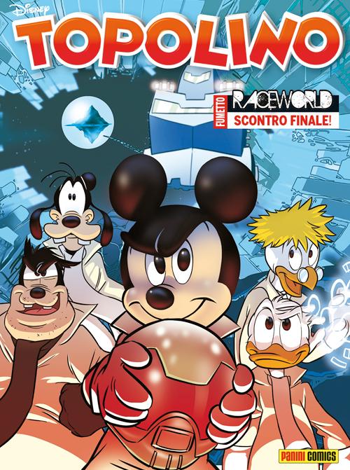 Cover Topolino 3046