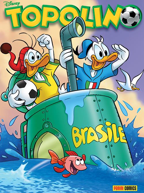 Cover Topolino 3053