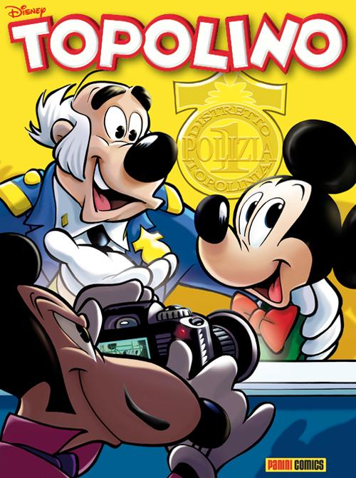Cover Topolino 3057