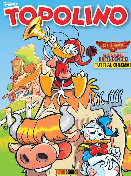 Cover Topolino 3065