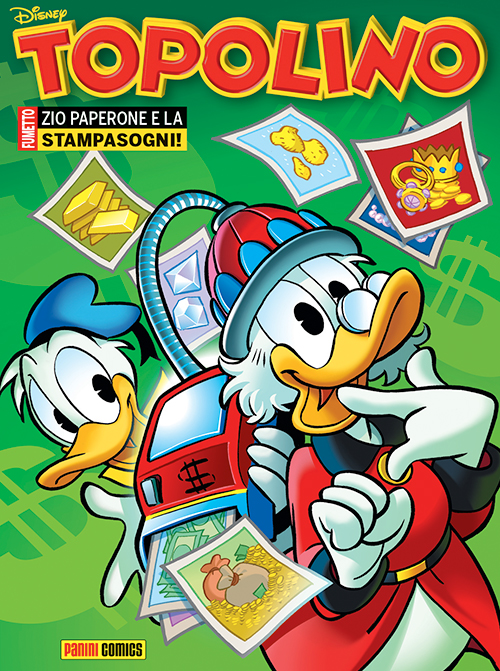 Cover Topolino 3066