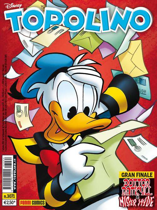 Cover Topolino 3071