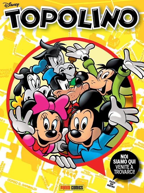 Cover Topolino 3075
