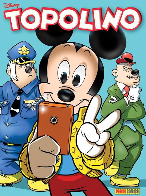Cover Topolino 3086