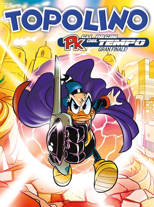 Cover Topolino 3105