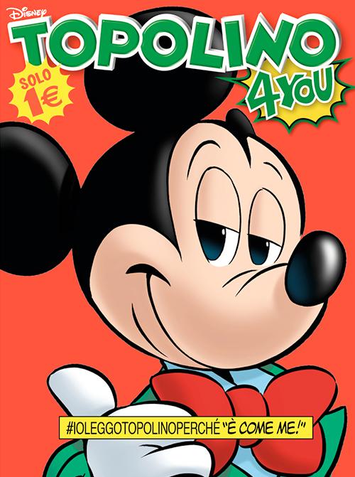 Cover Topolino 3110