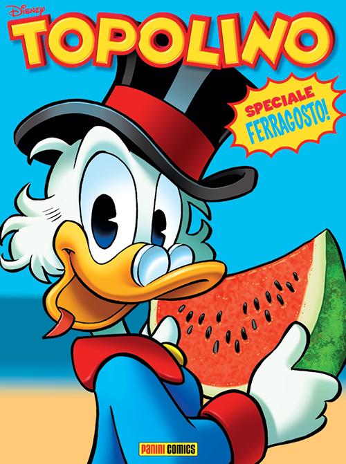Cover Topolino 3116