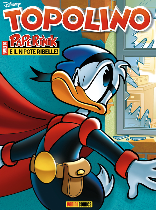 Cover Topolino 3118