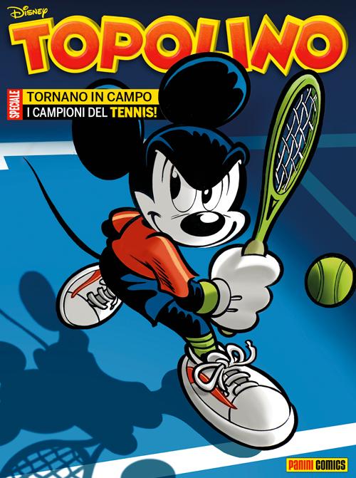 Cover Topolino 3138