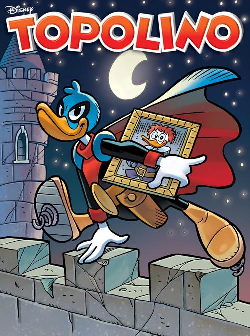Cover Topolino 3139