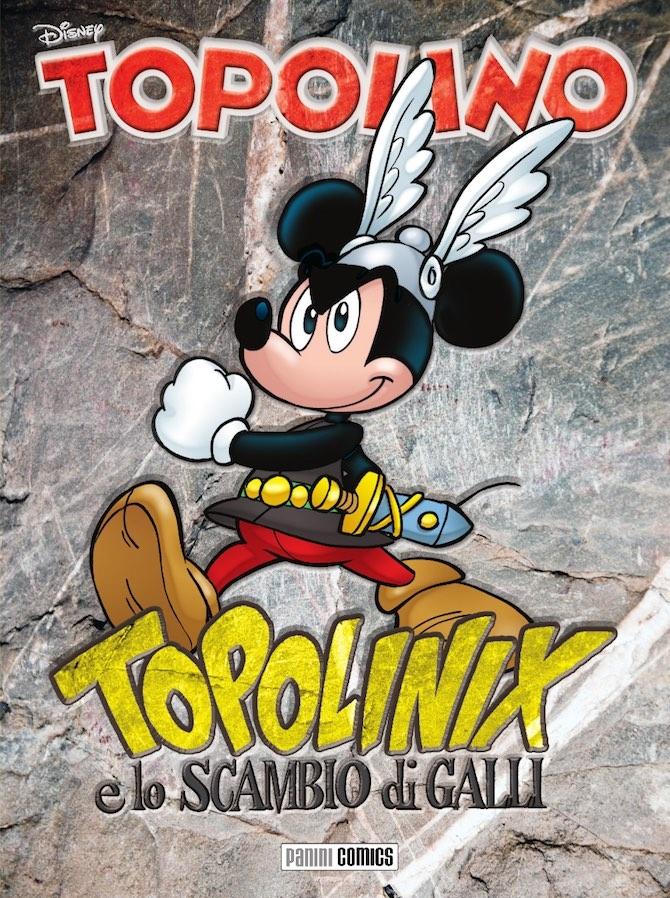 Cover variant Topolino 3146