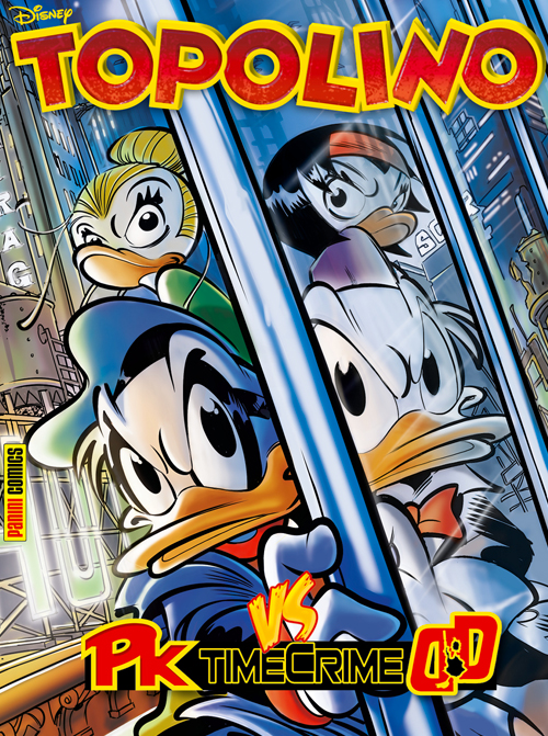 Cover Topolino 3153