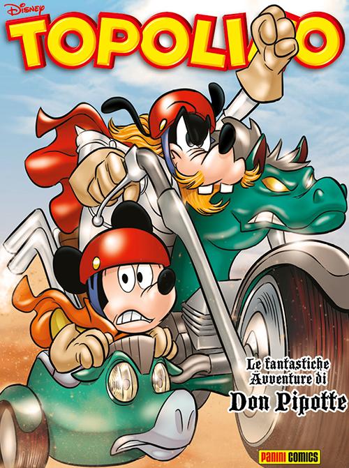 Cover Topolino 3156