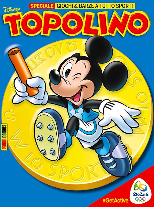Cover Topolino 3166