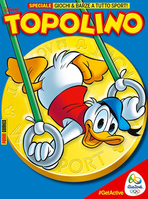 Cover Topolino 3167