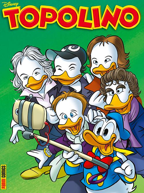 Cover Topolino 3172