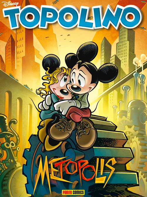 Cover Topolino 3189