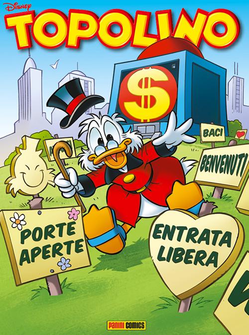Cover Topolino 3191