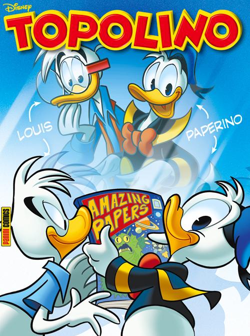 Cover Topolino 3192