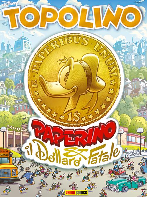 Cover Topolino 3200