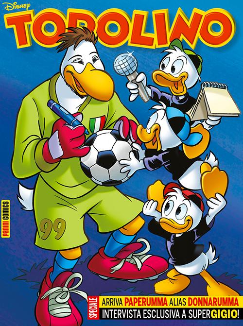 Cover Topolino 3202