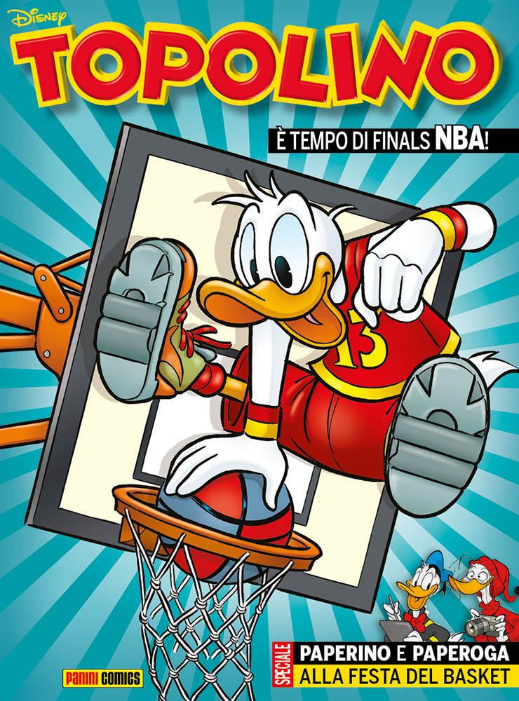 Cover Topolino 3209