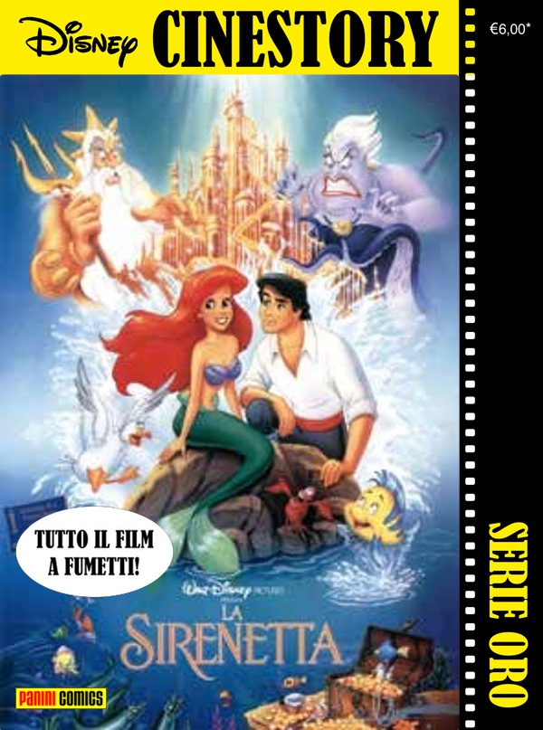 Cover Disney Cinestory Oro 3