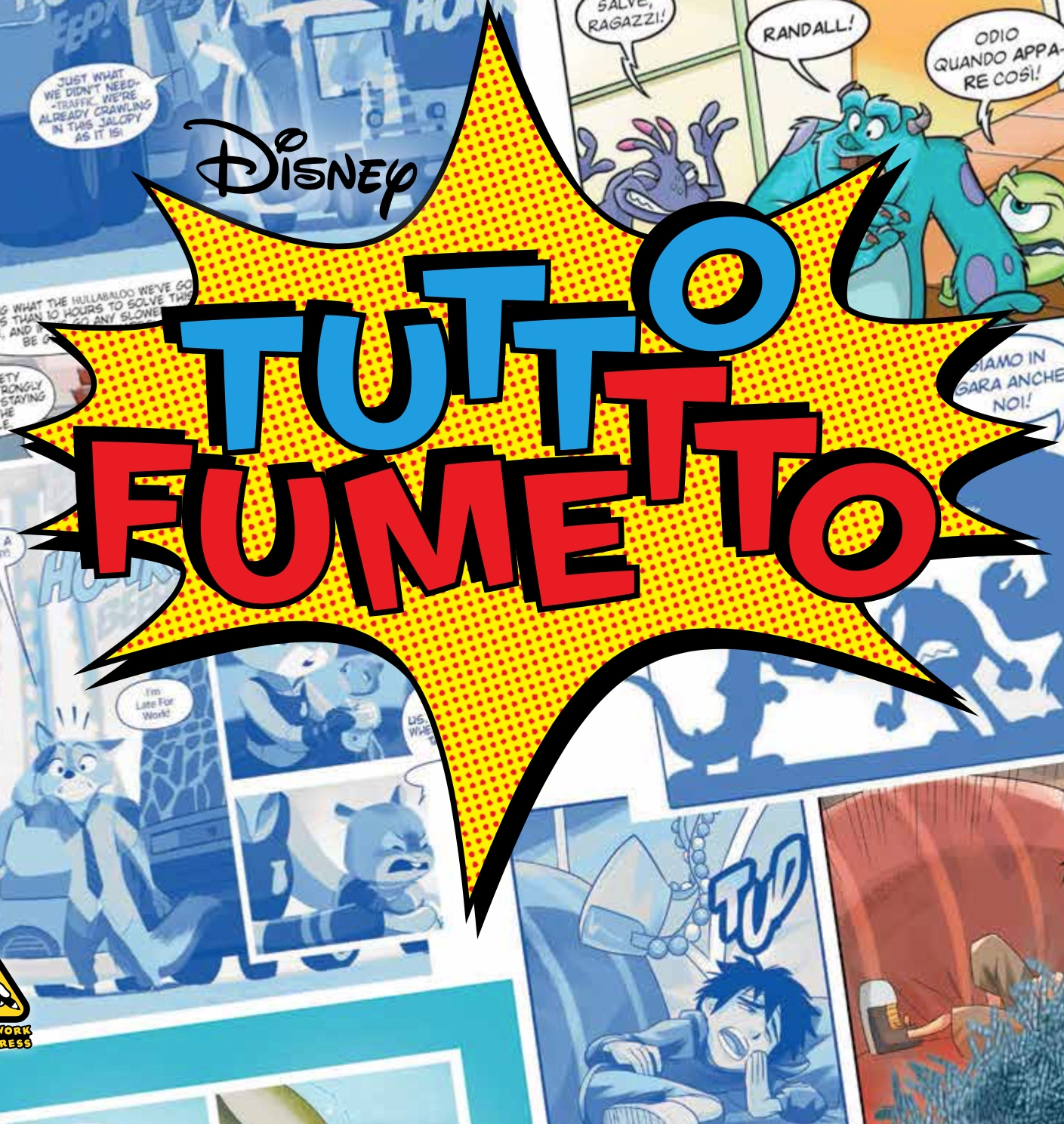 Cover Disney TuttoFumetto