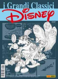 Cover i Grandi Classici Disney 10