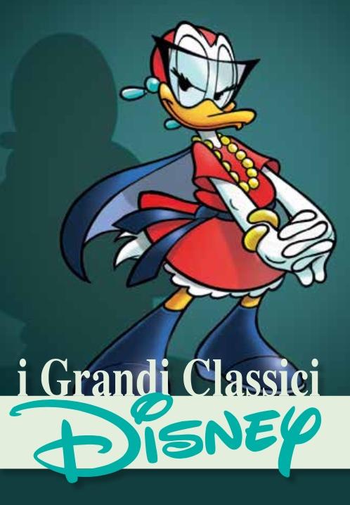 Cover i Grandi Classici Disney 12