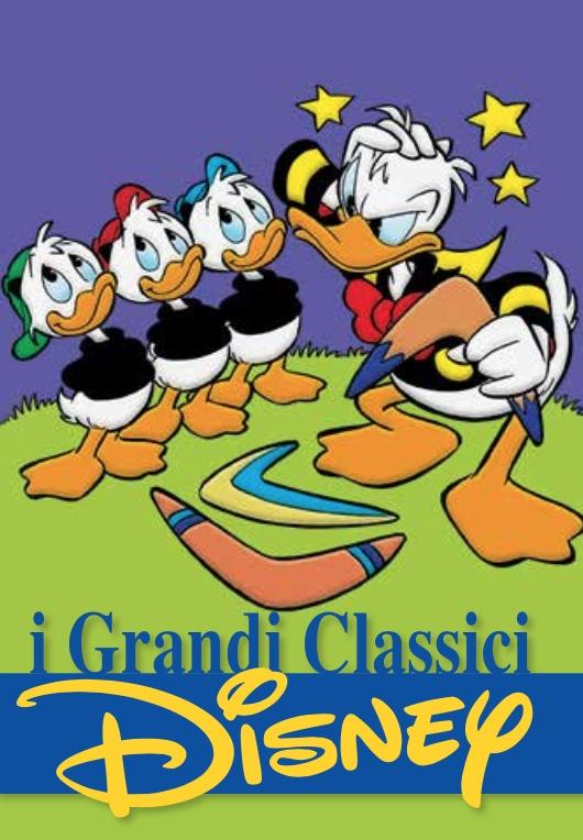 Cover i Grandi Classici Disney 13