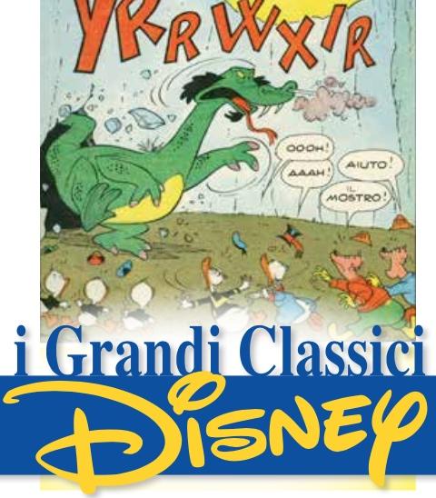 Cover i Grandi Classici Disney 16