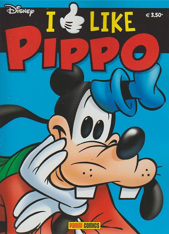 Cover I like 3 - Pippo