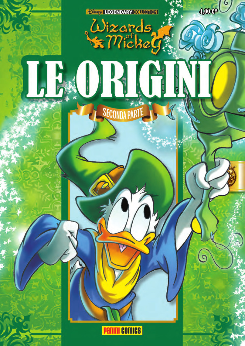 Cover Legendary Collection 2 - Wizards of Mickey - Le origini (seconda parte)